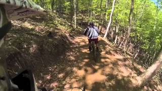 Fujimi Panorama MTB Park - 'C' course (part 1)