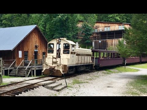 Big South Fork Scenic Railway, K&T, Riding The Train & 2 Camera Coverage!