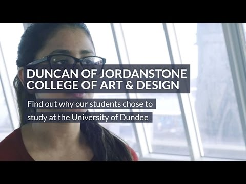 Duncan of Jordanstone College of Art & Design