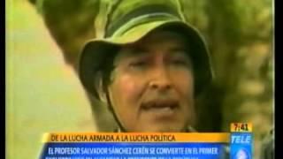 Repeat youtube video BIOGRAFIA DEL PROFESOR SALVADOR SANCHEZ CEREN PRESIDENTE ELECTO DE EL SALVADOR, CANAL 2