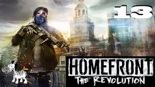 Homefront: The Revolution - To The Rescue! (Walkthrough Episode 13)