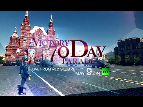 Victory Day parade on Red Square 2015 (PROMO)