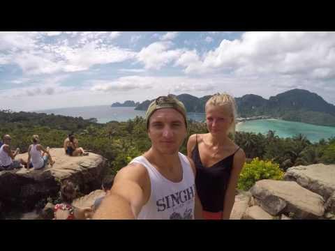 GoPro HERO 4 | AMAZING THAILAND TRIP | Travel | 2017