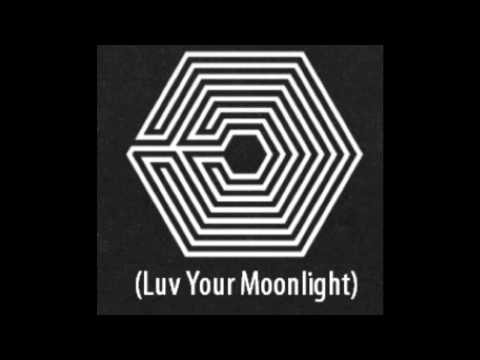 EXO/BANGTAN(엑소/방탄) - LUV YOUR MOONLIGHT (Moonlight vs Luv In Skool Outro Mix)