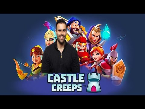 Castle Creeps TD Review: How To Play And Be A Pro!