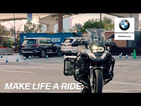 Randumb - BMW Creates Self Driving Motorcycle