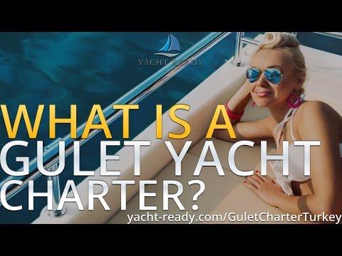What is a Gulet Yacht Charter? - Gulet Charter Turkey