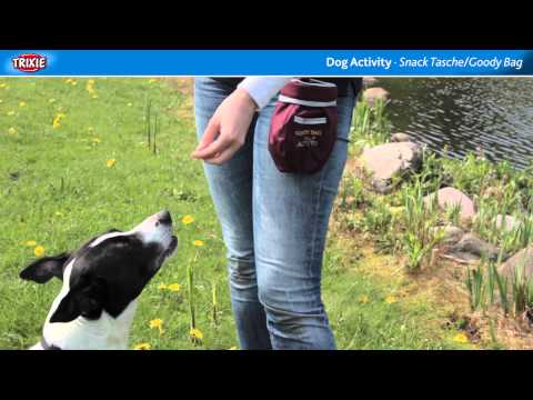 "TRIXIE - Dog Activity Snack-Tasche ""Goody Bag"""