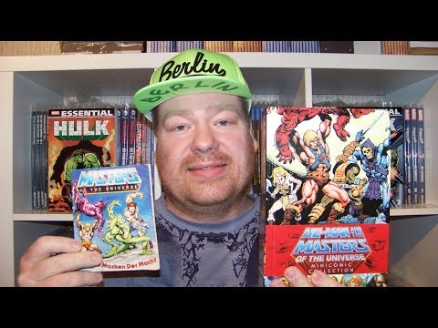 Comic Review | He-Man and the Masters of the Universe Minicomic Collection | Dark Horse Comics