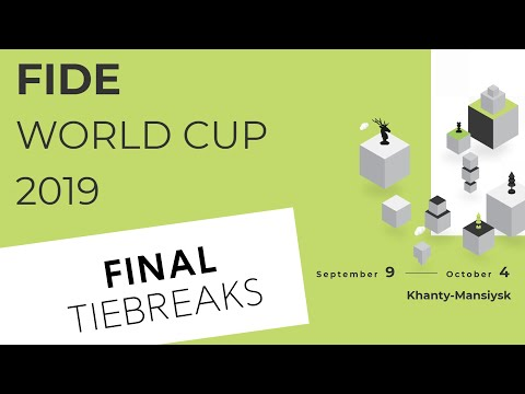 FIDE World Cup 2019. Final. Tiebreaks | Part 2 |