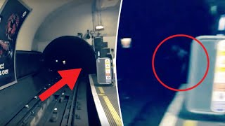 5 Scary 'Shadow People' Videos That Will Keep You Up At Night...