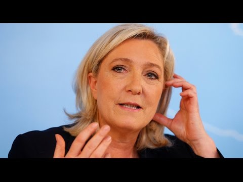 Marine Le Pen: All you need to know about French presidential second frontrunner