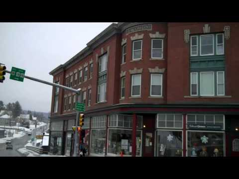 Littleton, NH  Main Street Winter, 2010