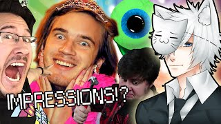 50 TERRIBLE YOUTUBER IMPRESSIONS