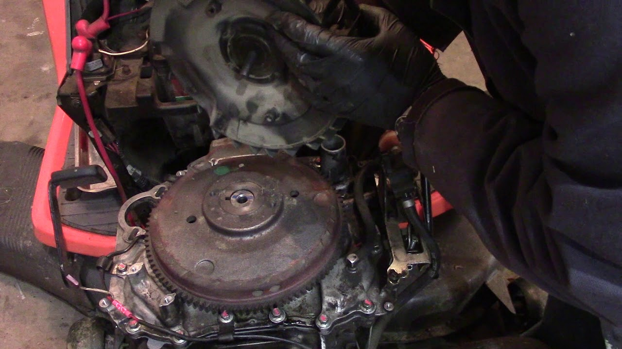 Kohler Courage 20hp Leaking Oil Crankcase Gasket Part 2