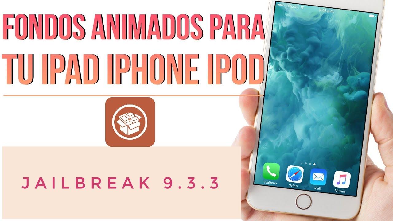 100e14988b7 Fondos animados,live wallpapers.Personaliza tu iphone,ipad,ipod con fondos  animados ios 9.3.3