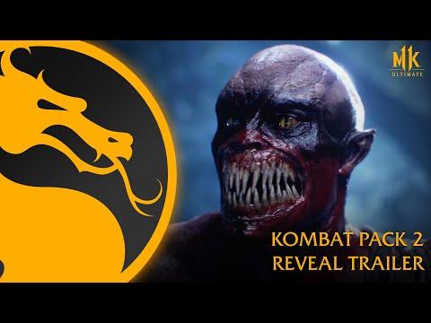 Mortal Kombat 11 Ultimate | Kombat Pack 2 Official Reveal Trailer