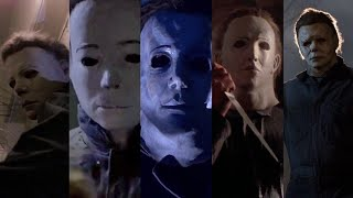 RANKING MICHAEL MYERS MASKS FROM WORST TO BEST!