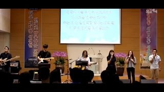 [Anointing] 2015_0730 어노인팅목요예배