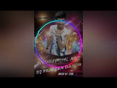 TASHA BAND HD THEENMAR B-DAY SPL MIX BY DJ PRAVEEN DANDU