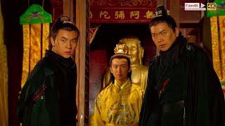 Trận Chiến Cuối Cùng, Dương Thứ Cố Thủ Hoàng Thượng Lấy Đầu Lý Cẩn Trung | Mãnh Hổ Võ Lâm | Clip Hay