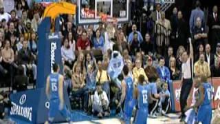 Renaldo Balkman dunk vs Magic