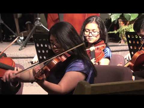 San Gabriel Academy Orchestra