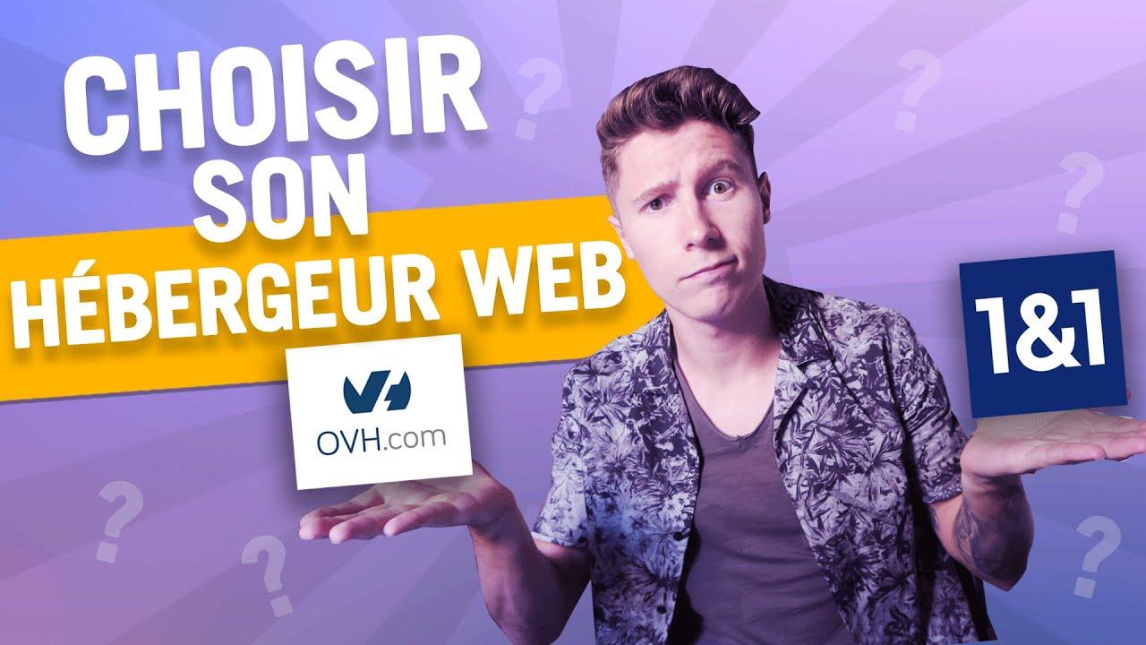 Comment CHOISIR son HÉBERGEUR Web
