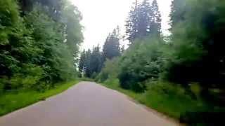 Дорога от КП