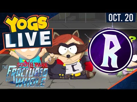 South Park: The Fractured But Whole w/ Rythian - 20th October 2017