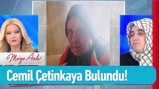 Cemil Çetinkaya'dan müjdeli haber - Müge Anlı ile Tatlı Sert 30 Aralık 2019