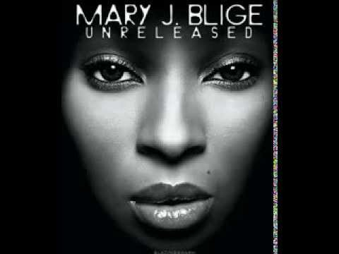 Mary J Blige I Can Do Bad All  Myself Unreleased Track