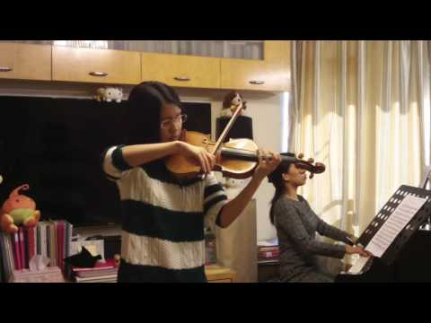 69th Music Festival N213 Violin Grade 4: Sarabande in G minor (updated) by Doris Lee and Lai Bo Ling