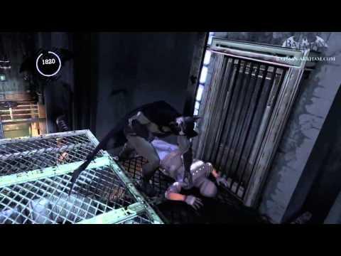 Batman Arkham Asylum | Walkthrough 3 The Gas Room