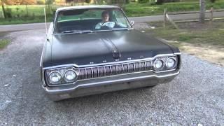1965 Dodge Custom 880    383/auto  Video 2