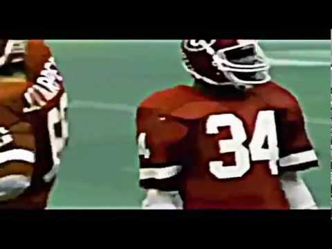 UGA HERSCHEL WALKER HIGHLIGHTS GREATEST RUNNINGBACK