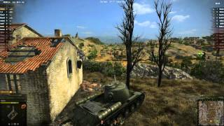 World of Tanks IS Gameplay - 12 kills on Province 1080p HD