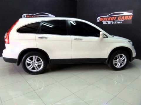2010 Honda Crv For Sale >> 2010 Honda Cr V 2 4 Elegance A T Auto For Sale On Auto Trader South Africa