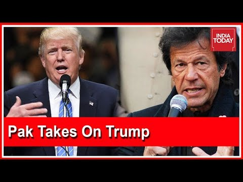 """Pak Defence Expert: """"We Don't Take Trump Seriously"""" After USA Suspends Security Aid   India First"""