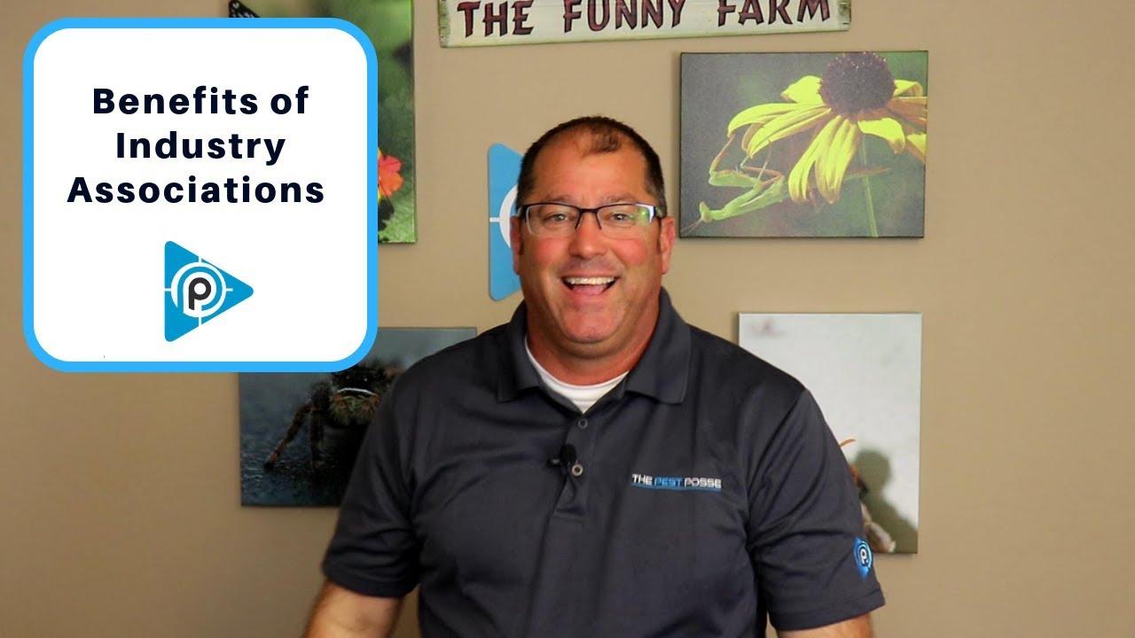 Benefits of Industry Associations (Episode 60)