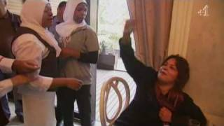 Libya Crisis / Eman al-Obeidi / Channel 4 News (UK) 2011-03-26