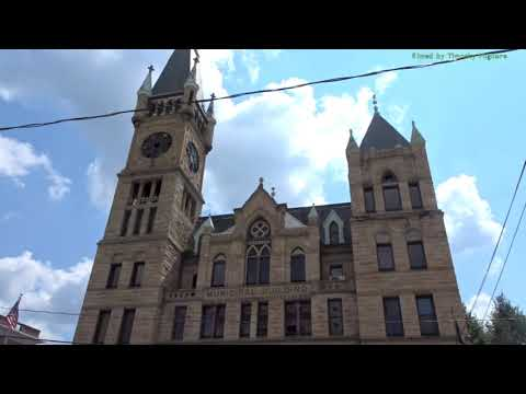 Street Scenes of Downtown Scranton, Pennsylvania (The Office)
