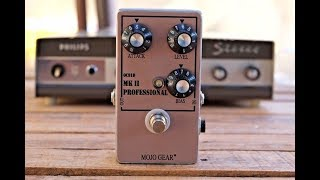 Mojo Gear MkII Professional/Tonebender/ OC81D Fuzz /Jimmi Page Sound( Telecaster and Marshall)