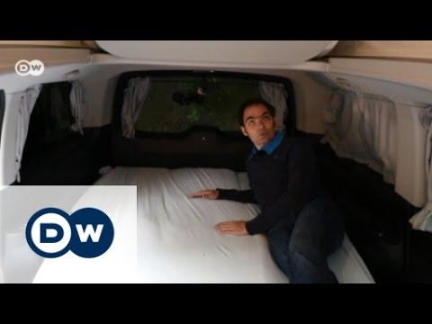 marco polo activity the mercedes camper van drive it. Black Bedroom Furniture Sets. Home Design Ideas