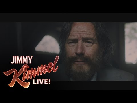 Bryan Cranston on His New Movie Wakefield