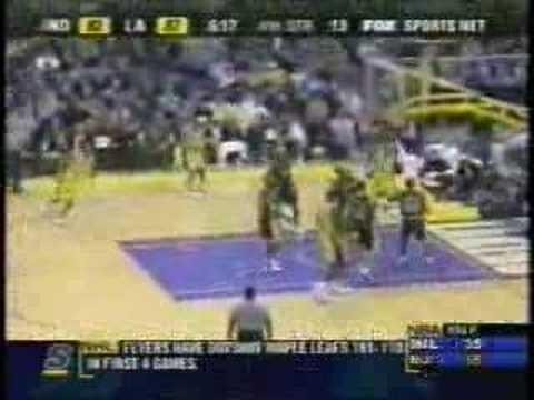 NBA Court Cuts - 02/03 Season