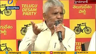 People Will Reject TRS | in Next Election | TDP Leader Ravula Chandra Shekar Reddy | in Hyderabad