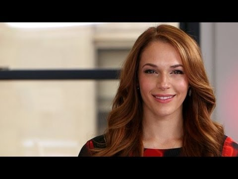 Amanda Righetti on Whether There Will Be a Mentalist Spinoff  POPSUGAR