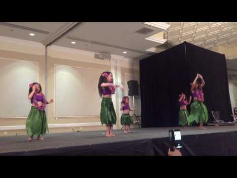 leilani Dancing to Sophisticated Hula June 2nd 2017 (Hula Halau O'Walea)