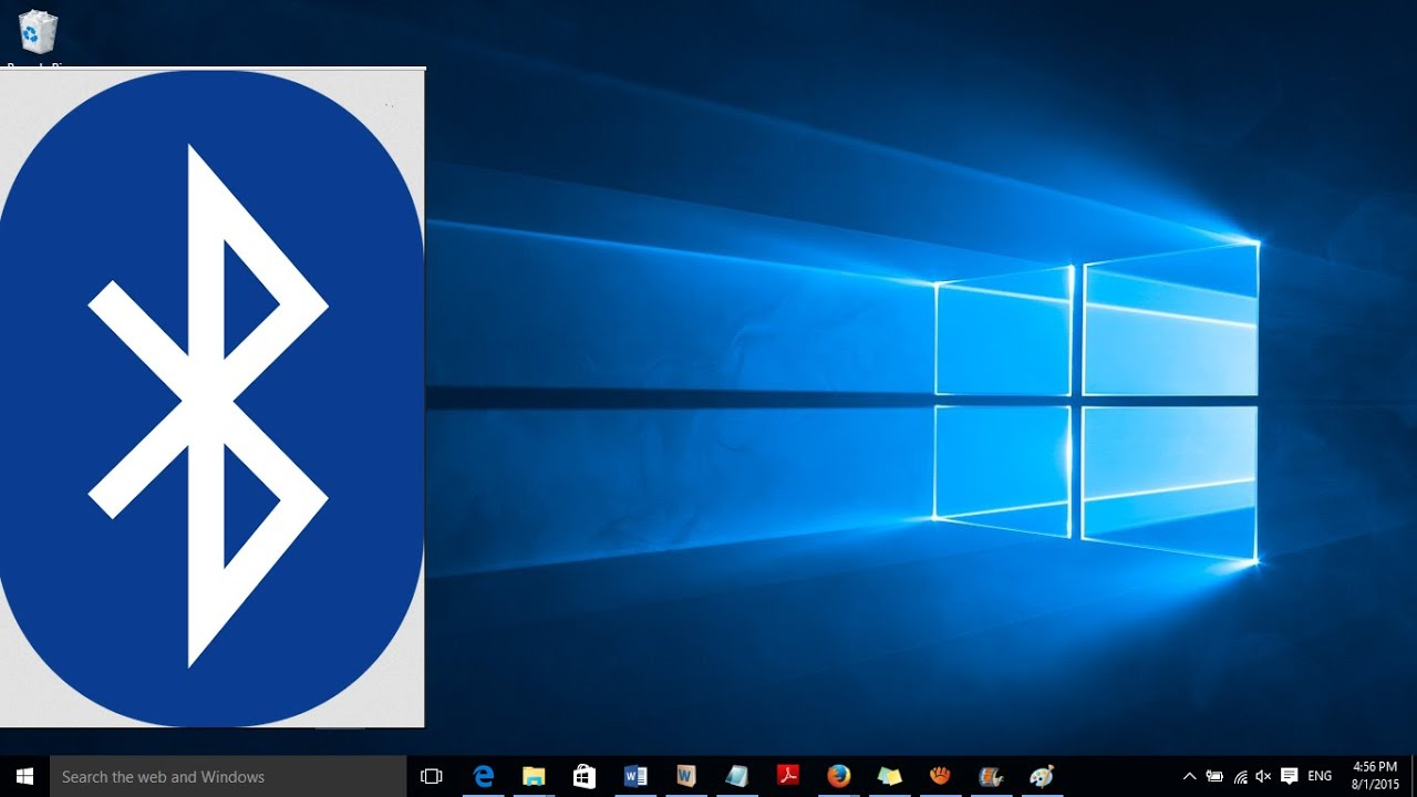 Скачать bluetooth драйвер для windows 10